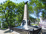 Памятник исследователю Дальнего Востока Г. И. Невельскому